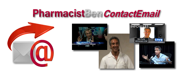 Contact Email Pharmacist Ben Fuchs