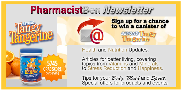 Pharmacist Ben Fuchs Newsletter