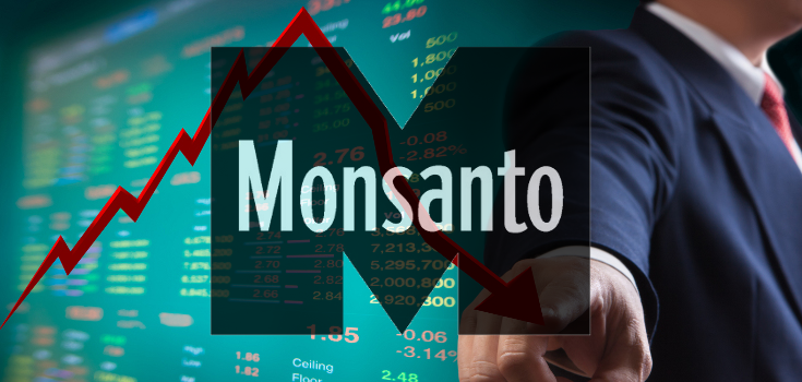Monsanto Stock Downgraded After Worst Growth in 7 Years