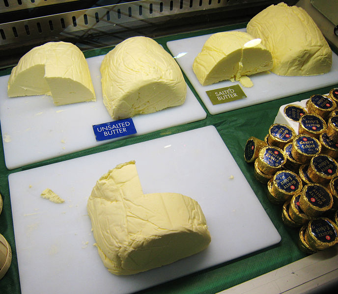 Good News If You Love Butter and Cheese