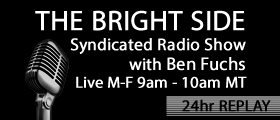 Listen to The Bright Side Syndicated Radio Show